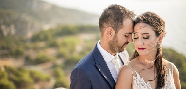 Giorgos & Kyriaki, a wedding at Agia Sofia , Faliraki – Rhodes – Greece
